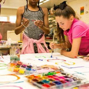 Sponsor a young person's creativity