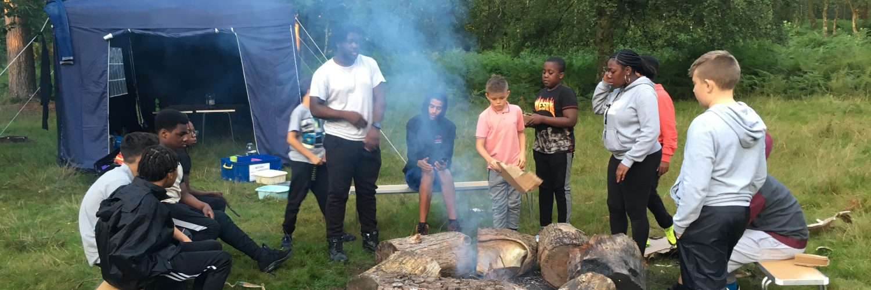 Salmon Summer Camp