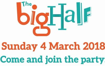 The Big Half marathon - Sun 4th March 2018