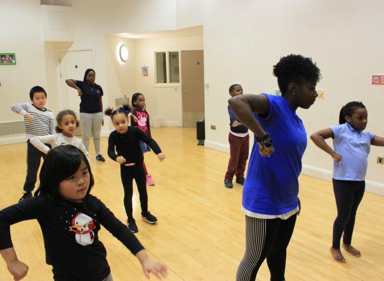 Dance Teacher Advert